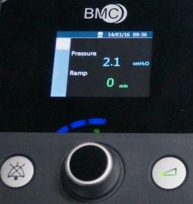 BMC RESMART AUTO GII СИПАП аппарат с увлажнителем фото 9