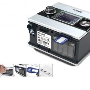 RESMED S9 VPAP S БИПАП аппарат с увлажнителем фото 5
