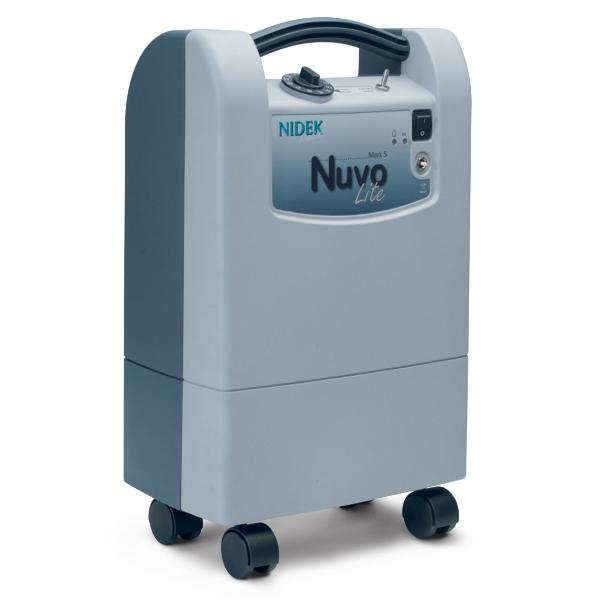 Концентратор кислорода Nidek Mark 5 Nuvo Lite фото 1