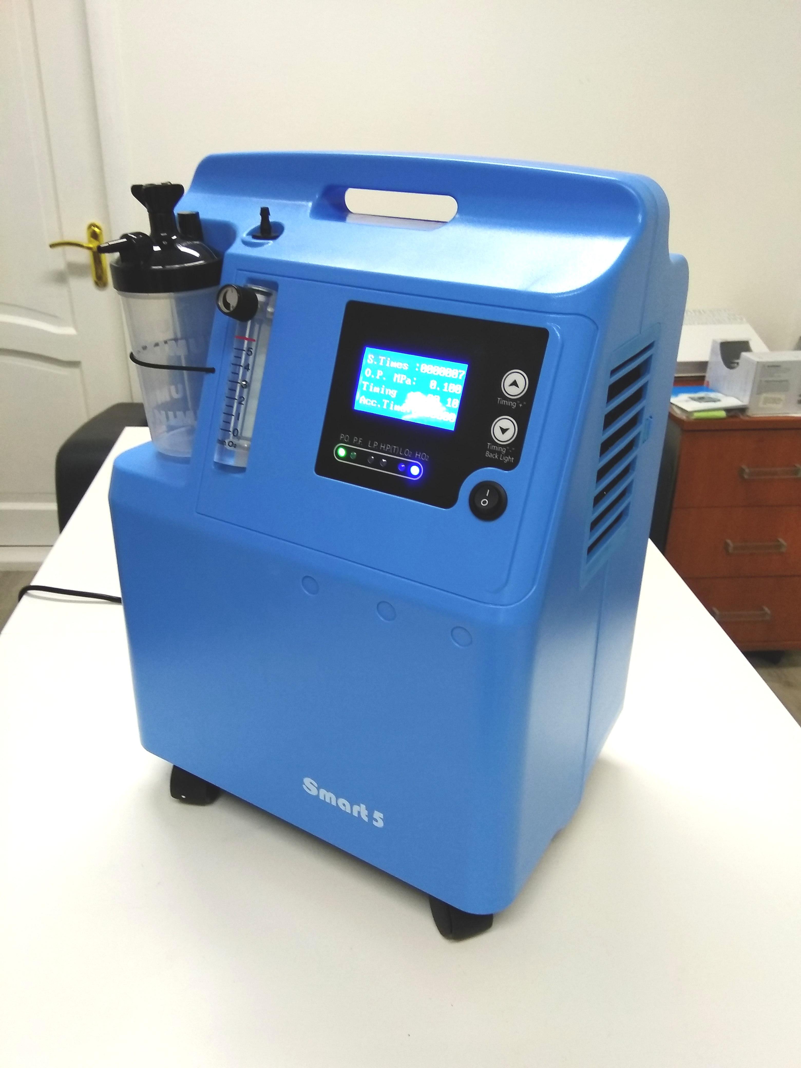 Концентратор кислорода Ventum Smart 5 (Jay-5A) фото 3