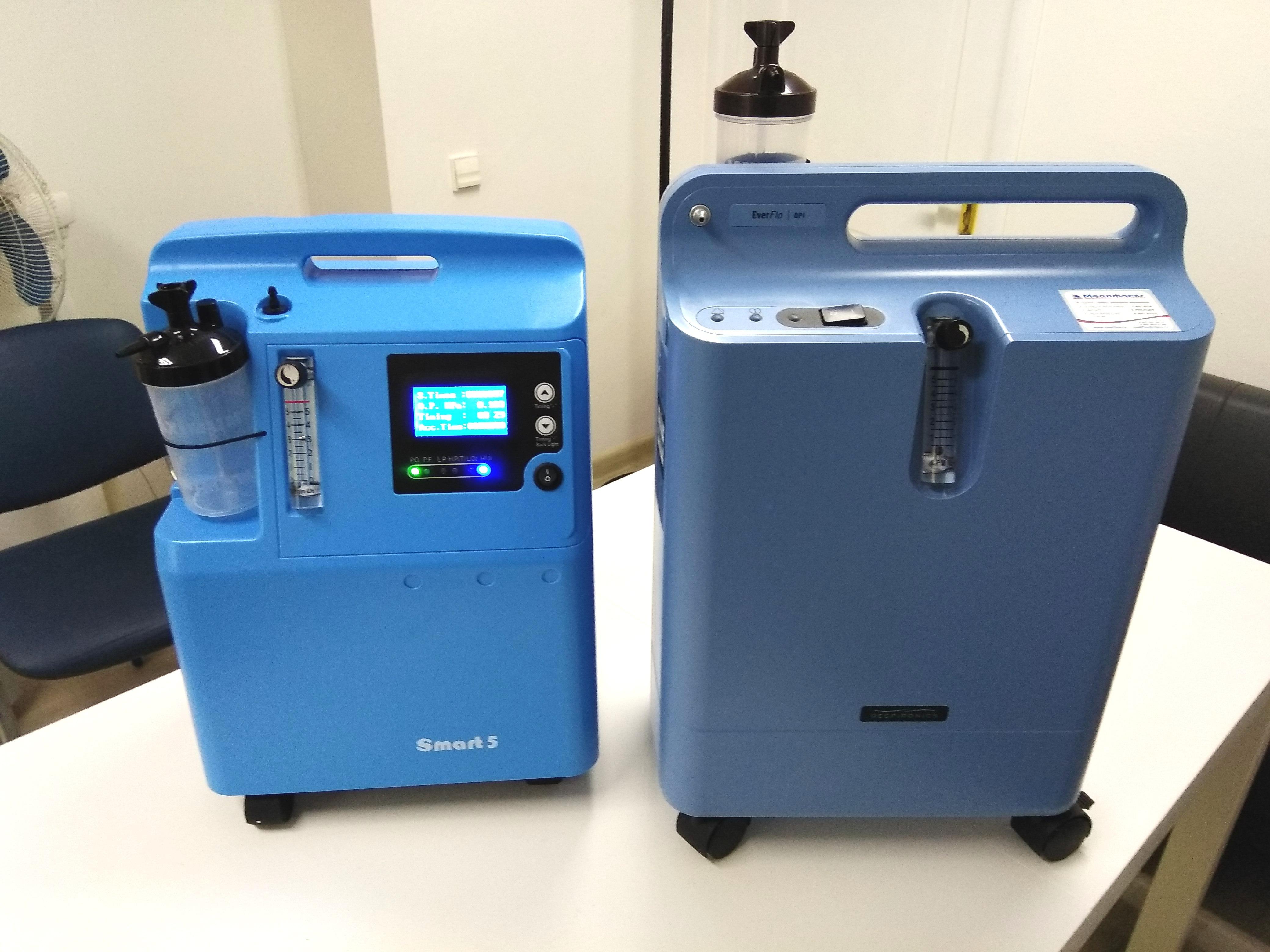 Концентратор кислорода Ventum Smart 5 (Jay-5A) фото 5